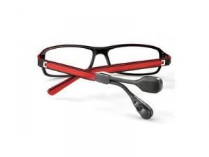occhiali via ossea